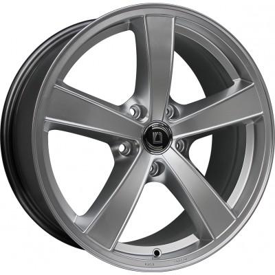 Diewe Trina argento silber 8x18 ET45 - LK5/120 ML65.1 4017222904371