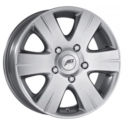 AEZ Quadro high gloss 6.5x16 ET59 - LK5/130 ML89 4026569102821