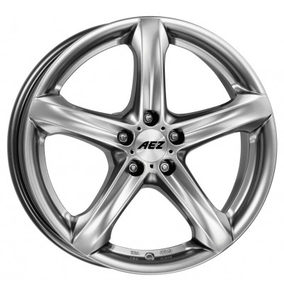 AEZ Yacht high gloss 7x16 ET40 - LK5/105 ML56.6 4026569114053
