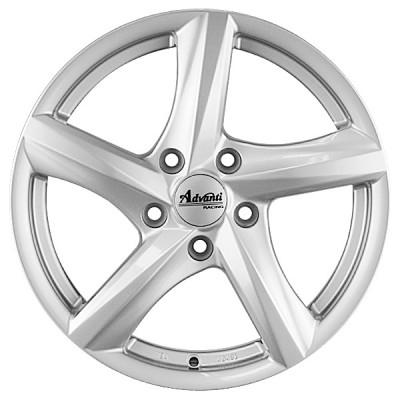 Advanti Raci Nepa silver 6.5x15 ET42 - LK5/112 ML72.6 4250390909094