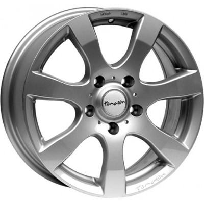 Tomason TN3 silver painted 7x16 ET40 - LK4/114.3 ML72.6 4250683501271